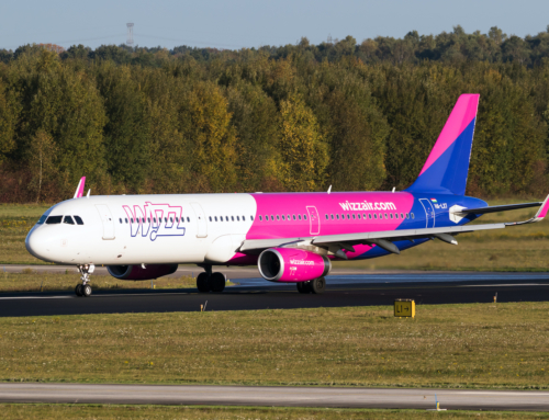 My Experience Flying With Wizz Air